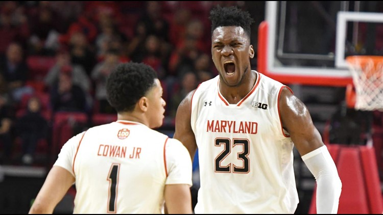 Terps stars to test NBA waters
