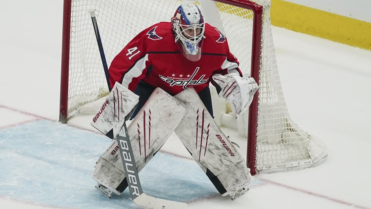 Washington Capitals quickly turn focus to Game 2 of its NHL playoff matchup with Bruins