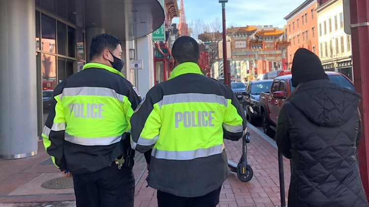Asian Liaison Unit of DC Police increases their outreach amid COVID-19 pandemic