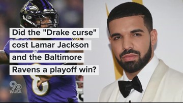 Did the Drake curse cost Lamar Jackson and the Baltimore Ravens a playoff win?