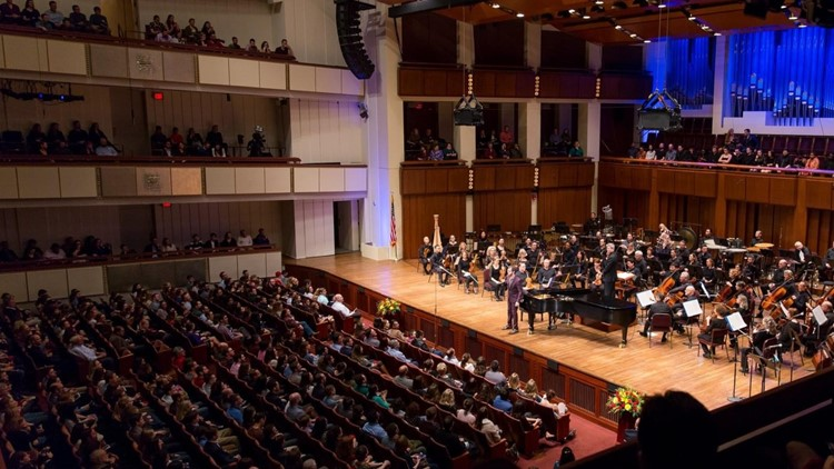 National Symphony Orchestra receives last paycheck Friday