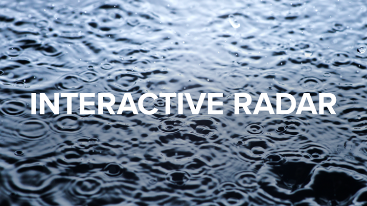 Interactive Rader: Track storms across the DMV