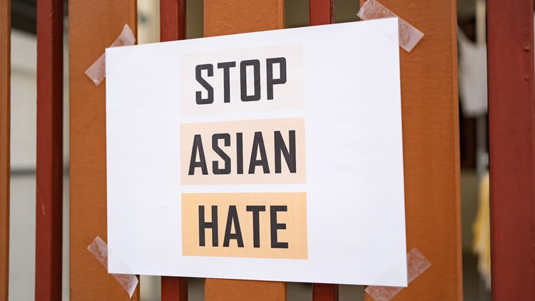 An emotional plea to stand up to anti-Asian racism | Hear Me Out