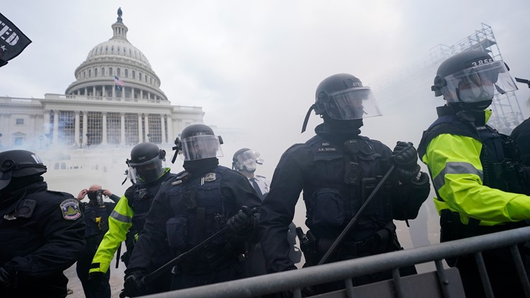 $1.9B security bill would harden Capitol campus, create dedicated quick reaction force