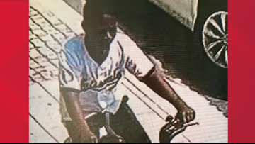 DC police look for bicycle-riding suspect accused of grabbing 3 women's butts