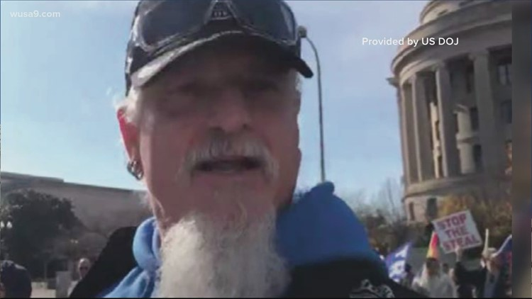 1st Capitol rioter to plead guilty: John Ryan Schaffer