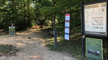 Hiker dies after medical emergency on Montgomery County trail