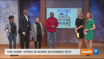 Tony award-winning actress Melba Moore talks about new play 'The Home' castmates