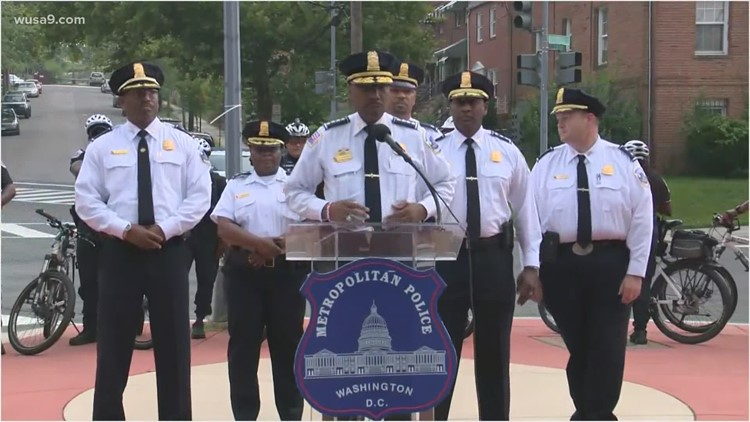 'Listening to the community'   DC police chief holds discussion with neighbors as recent shootings bring concerns