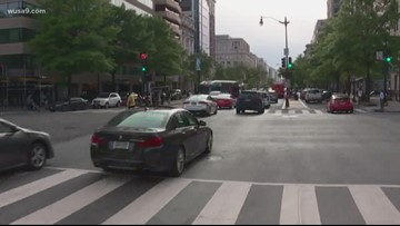 Mayor Bowser pushes plan to redesign K Street NW in downtown DC