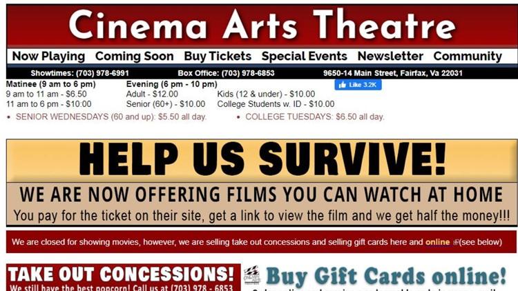 Cinema Fairfax