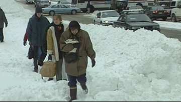 24 years ago: The Blizzard of '96 struck DC