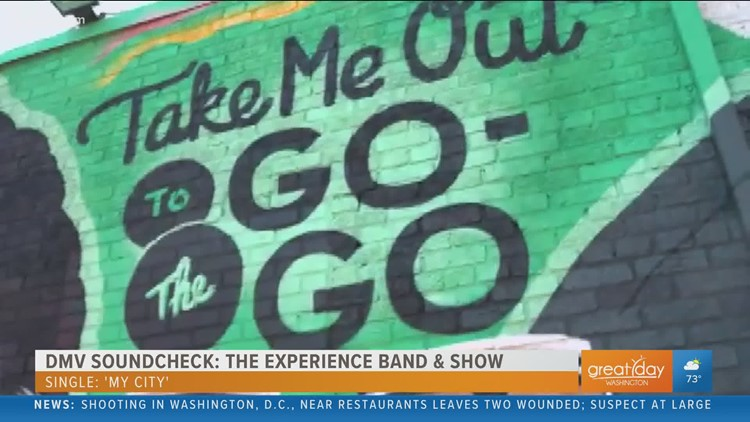 The Experience Band & Show sends positive vibes throughout DC