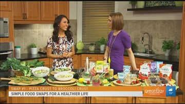 Simple food swaps for a healthier life