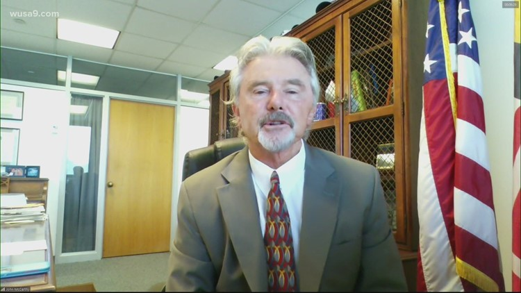 Montgomery County State's Attorney on National Night Out