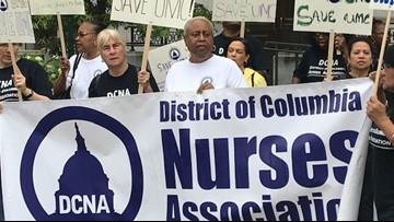 DC Public School nurses asked to work at coronavirus testing sites