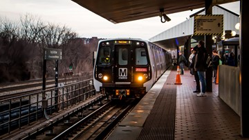 6 Metro stations are shut down. Plan your commute here