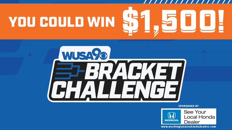 Rules: WUSA9 Bracket Challenge. Here is what you need to know