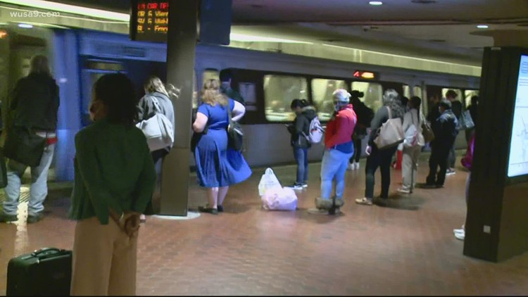 Metrorail reduced service will extend through mid-November, WMATA says