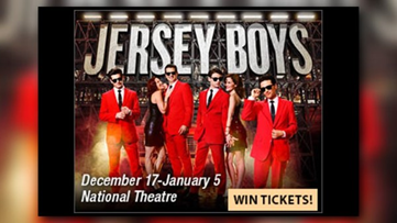 Win tickets to Jersey Boys at National Theatre