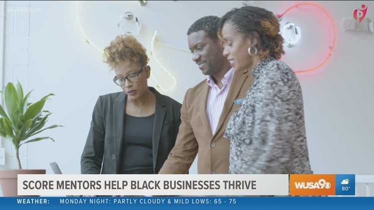 SCORE mentors help small and struggling businesses thrive