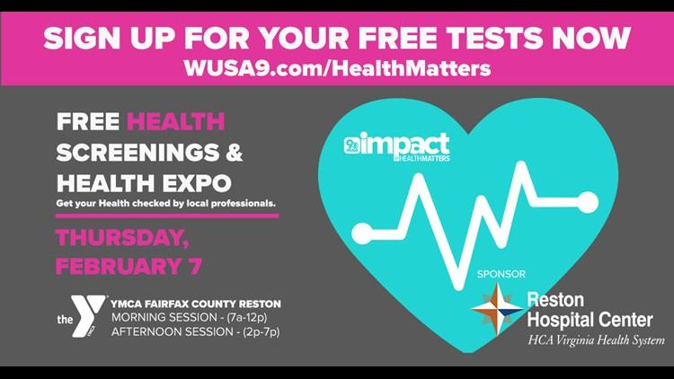 Health Matters Expo Reston, Va. 2