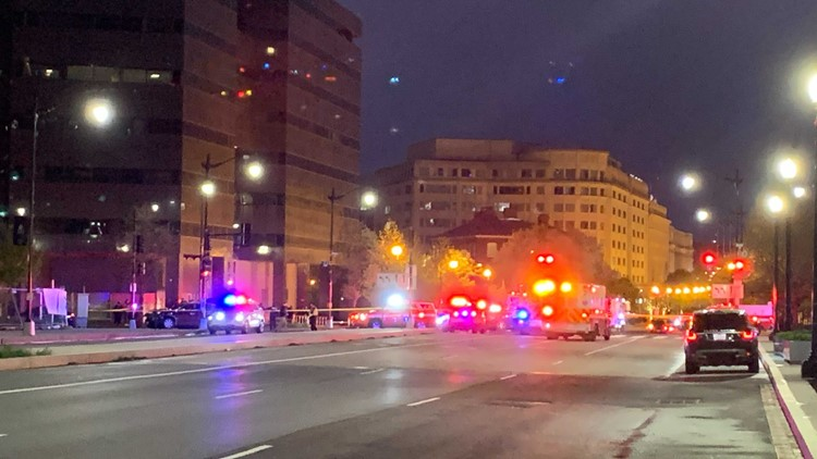 Cyclist dead and multiple people injured in Northwest DC crash, officials say