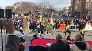 Celebrate Presidents' Day at this Old Town Alexandria parade and concert