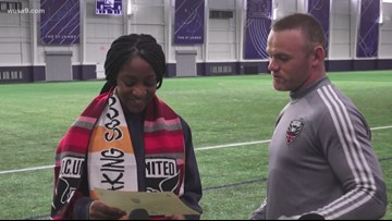 Wayne Rooney, D.C. United provide once in a lifetime opportunity