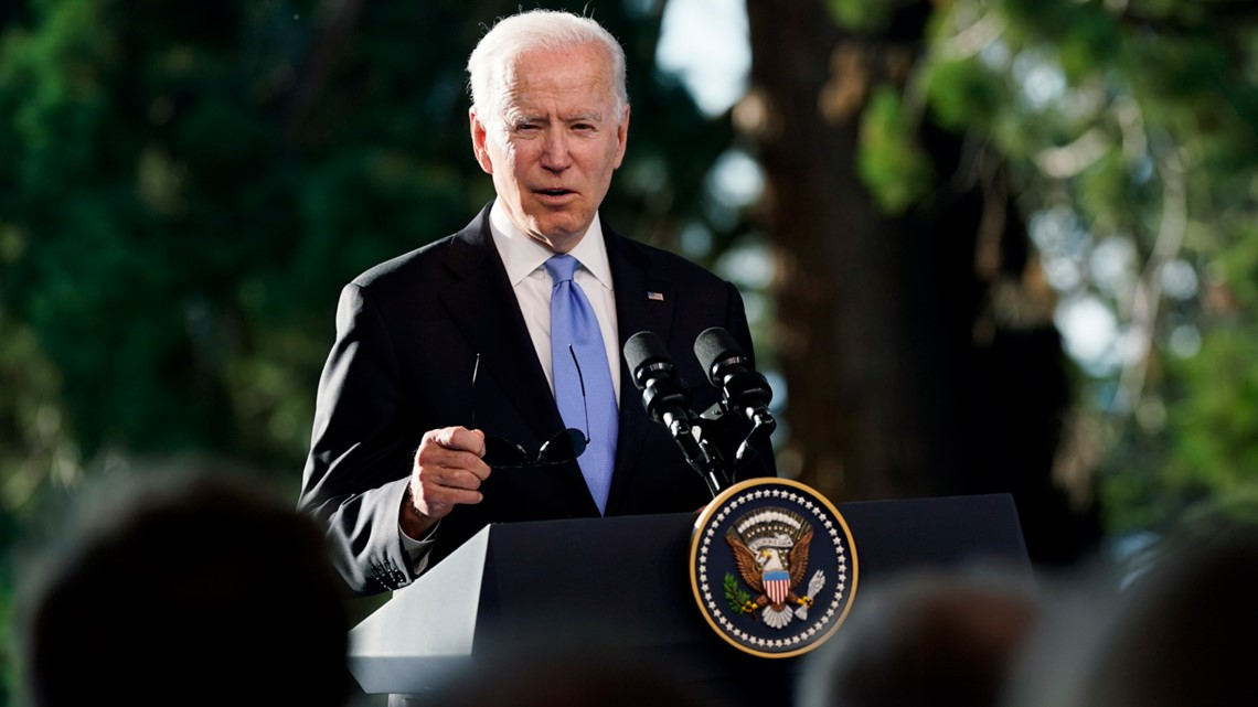 VERIFY: Did President Biden issue more executive orders in his first week than past administrations?