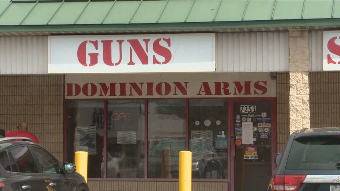 Virginia gun shop sells out stock in 4 days as state breaks sales records