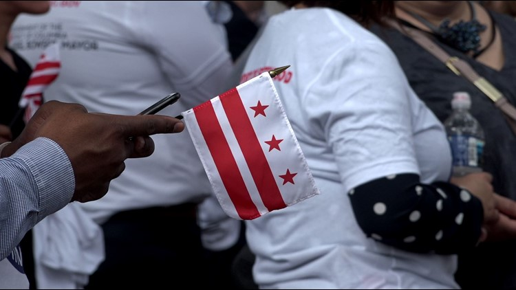 'Move to a real state'   DC statehood opponent plans to testify Thursday