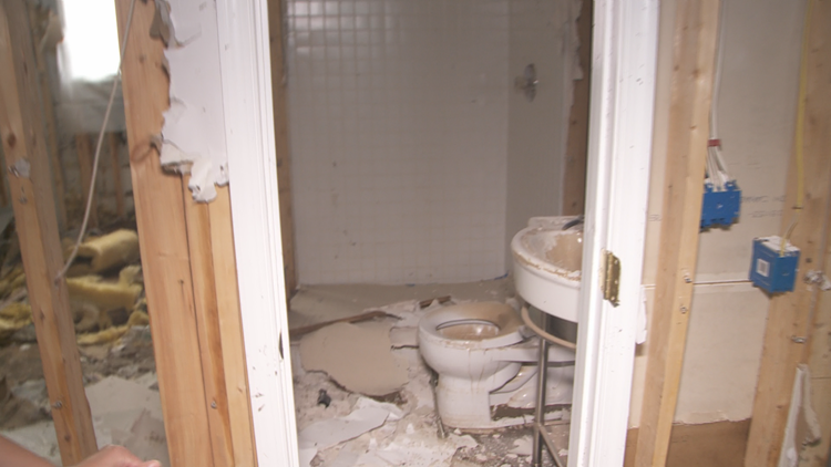 Wendy Naus's Bathroom