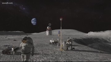 One small step for woman | The future is female for NASA's next moon missions