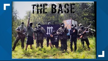 MD judge: Former Canadian military reservist linked to white supremacist group 'The Base' will remain in US custody