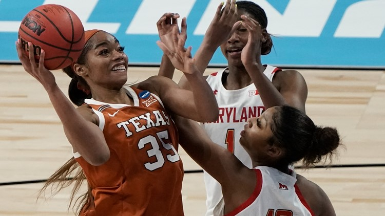 Texas slows Maryland and gets to Elite Eight with 64-61 win, ending Terps season