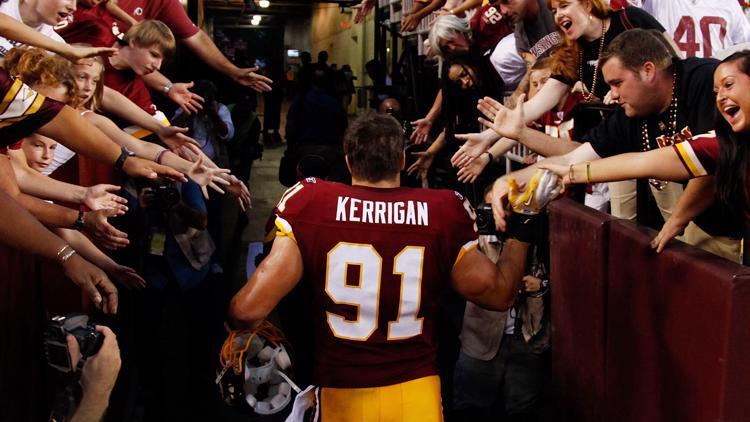 Looking back at Ryan Kerrigan's 10-year career in Washington