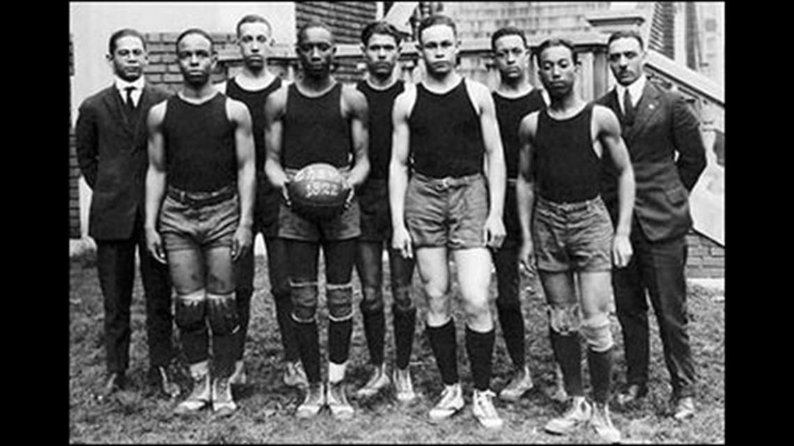 UDC renames sports complex after 'father of Black basketball'