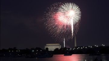 Everything you need to know about Fourth of July on the National Mall