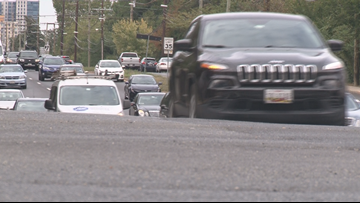 Major changes planned for Georgia Ave. in Maryland to impact drivers, bikers, pedestrians