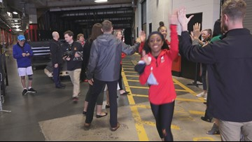Maryland gymnastics heads to NCAA tournament seeking first title