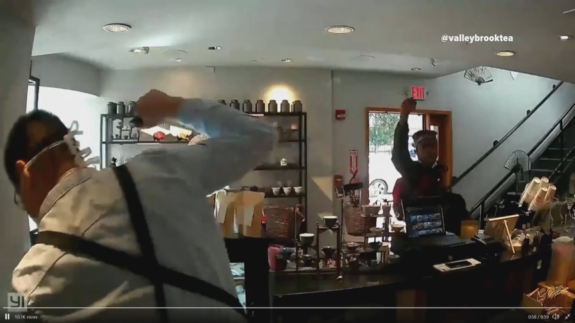 www.wusa9.com: DC police investigating 'suspected hate crime' in Dupont Circle tea shop; suspect yelled 'COVID-19' and 'Chinese'