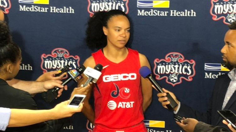 Mystics are back, ready to make another WNBA Finals run