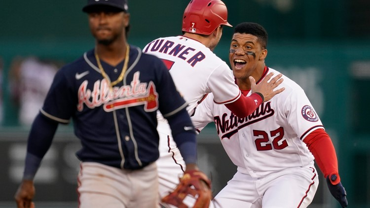 Nationals still without 9 players, but are hopeful some can return this weekend