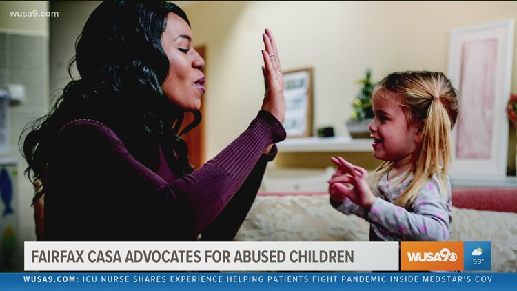 Fairfax CASA volunteers serve hundreds of abused children
