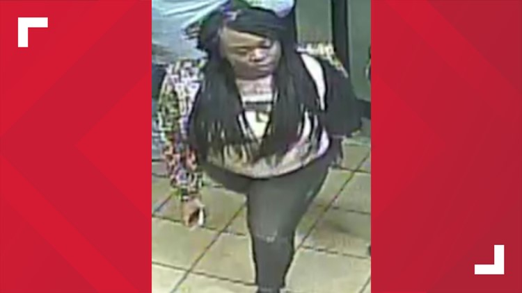 Person of interest in Popeyes incident