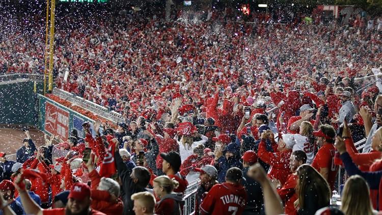 APTOPIX NLCS Cardinals Nationals Baseball