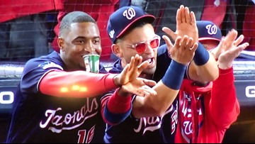 Here's a playlist of walk-up songs played during Nats home games