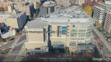 Helipad in Foggy Bottom has been years in the making, but some neighbors worried about increased noise