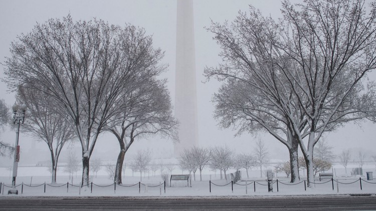 Why this year's DC snowfall could be feast or famine